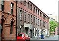 J3373 : Nos 13/23 Clarence Street, Belfast - August 2015(2) by Albert Bridge