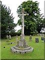 TM2291 : Shelton War Memorial by Adrian S Pye