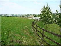 SE0322 : Unofficial diversion of Sowerby Bridge FP141, Link D by Humphrey Bolton