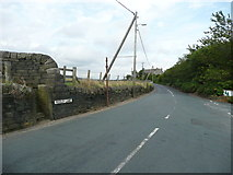 SE0322 : Rooley Lane, Sowerby by Humphrey Bolton