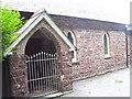 SN1312 : St Catherine';s Church, Princes Gate by welshbabe
