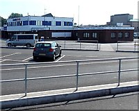 SY6878 : Condor Ferries terminal, Weymouth by Jaggery