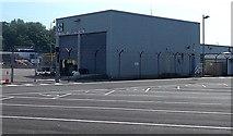 SY6878 : HM Customs Examination Hall, Weymouth by Jaggery
