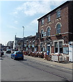 SY6878 : The George Bar & Grill, Weymouth by Jaggery