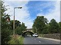SE2900 : Former Railway Bridge Crossing Cote Lane by Peter Wood