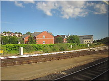 SX9193 : Railway Junction For Exeter Central and all Points East by Roy Hughes