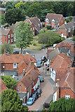 TQ6349 : Church Street, Hadlow by Oast House Archive