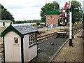 TG0939 : North Norfolk Railway, Holt Station by David Dixon