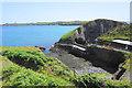 SM7023 : The quay on Ramsey Island by Bill Boaden