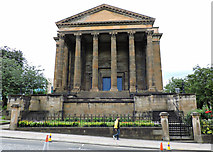 NS5666 : Wellington Church by Thomas Nugent