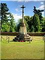 TF6928 : Sandringham War Memorial by David Dixon