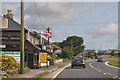 SW7233 : Cornwall : The A394 by Lewis Clarke