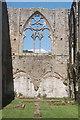 NZ1800 : East refectory window, Easby Abbey by Bill Harrison