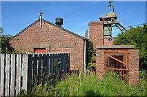 NY0110 : Florence Mine - Fan house by Ashley Dace