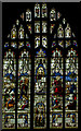 SK7953 : Stained glass window, St Mary Magdalene church, Newark by Julian P Guffogg
