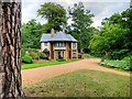 TF6928 : The Summer House, Sandringham Estate by David Dixon