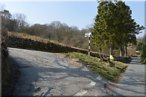SD7186 : Deepdale Lane by N Chadwick