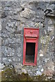 SD7186 : Victorian postbox (disused), Howgill Bridge by N Chadwick