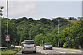 SX4658 : Plymouth : St Budeaux Bypass, A3064 by Lewis Clarke
