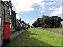 NU1834 : Front Street, Bamburgh by Stuart Shepherd