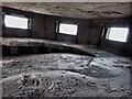 NJ0965 : View inside the Pillbox ... by Mick Garratt