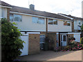 SP9111 : Typical 4 bedroomed terrace houses in Buckingham Road, Tring by Chris Reynolds
