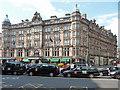 NZ2463 : County Hotel, Neville Street, Newcastle by Stephen Richards
