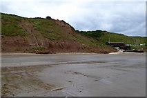 TA1281 : Sailing club, North Cliff Country Park, Filey by David Smith