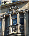 NZ2564 : Detail of 28-30 Mosley Street, Newcastle by Stephen Richards