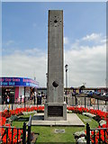 TG5307 : Far East Prisoner of War Memorial in Great Yarmouth by Adrian S Pye