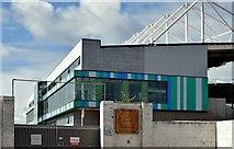 J3272 : New stands, Windsor Park, Belfast - August 2015(2) by Albert Bridge