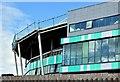 J3272 : New stands, Windsor Park, Belfast - August 2015(5) by Albert Bridge