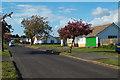 TQ4800 : Lower Drive off Upper Belgrave Road, Seaford by Robin Stott