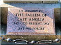 TF8109 : To The Fallen of East Anglia by David Dixon