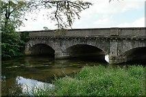 TF1309 : Bridge over River Welland by Bob Harvey