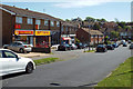 TV4999 : Local shops, southeast end of Lexden Road by Robin Stott