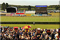 TF1288 : Market Rasen Racecourse by Richard Croft