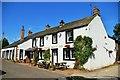 NY5536 : Highland Drove Inn by Tiger