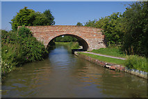 SP7189 : Johnsons Bridge, Market Harborough Arm by Stephen McKay