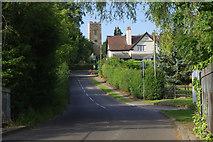 SP6989 : Main Street, Foxton by Stephen McKay