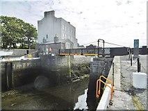 SC2667 : Castletown, Cain Bridge by Mike Faherty