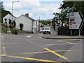 SN4119 : Old Station Road, Carmarthen by Jaggery
