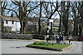 SD9062 : The centre of Malham by N Chadwick