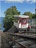 SX9265 : Babbacombe Cliff Railway by Chris Allen