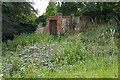 SU8347 : Door in the wall by Alan Hunt