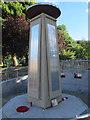 SE2435 : Bramley village war memorial (2) by Stephen Craven