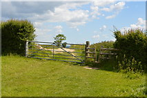 TQ5344 : Stile, Eden Valley Walk by N Chadwick