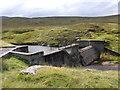 NN6042 : Hydro intake on Allt Gleann Da-Eig by Iain Russell