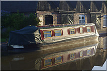 SO9969 : Narrowboat at Tardebigge by Stephen McKay