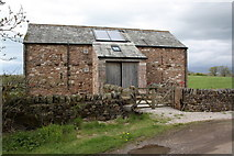 NY6319 : Barn conversion beside Chitty Hill by Roger Templeman